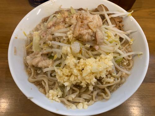 前橋 二郎 ラーメン
